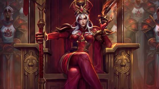 Sarah Whitemane Has Come To Heroes of the Storm