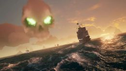 Sea Of Thieves Gets New Patch Before The Hungering Deep Arrives