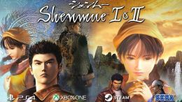 Shenmue 1 & 2 Remastered Fighting Its Way Out This August