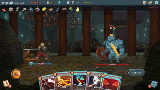 Slay the Spire Now Available for Linux and Windows