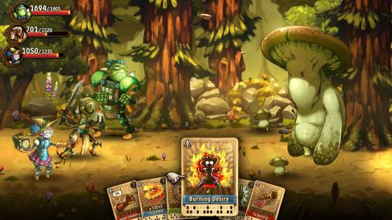 SteamWorld Quest Announced as a Timed Exclusive For Nintendo Switch