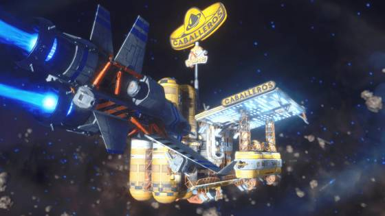 Take a Look at the Gritty World of Rebel Galaxy Outlaw in New Gameplay Trailer