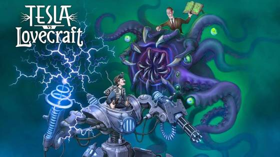 Tesla vs. Lovecraft: For Science DLC Coming in December for Linux