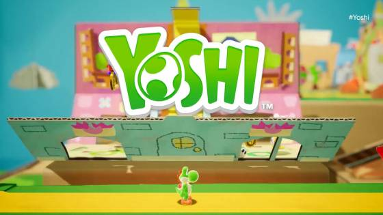 Upcoming Nintendo Switch Yoshi Game Title Leaked