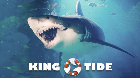 Upcoming Steam Game 'King Tide' Brings Great White Sharks to Battle Royale