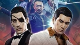 Yakuza 3, 4, and 5 Receiving Remasters for the PS4, Completing the Collection